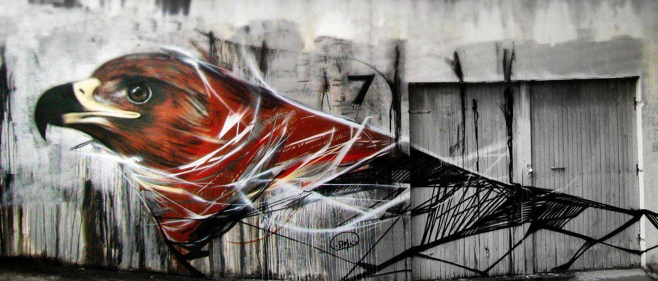 Граффити Луиса Мартинса