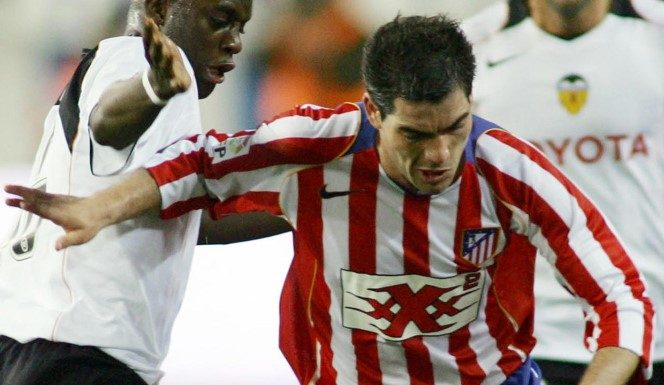 титульный спонсор Атлетико Мадрид
