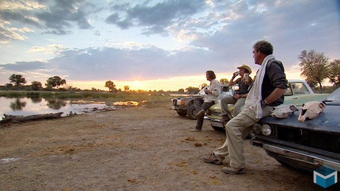 Топ Гир в Африке