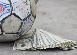 Смешные и необычные титульные спонсоры в футболе