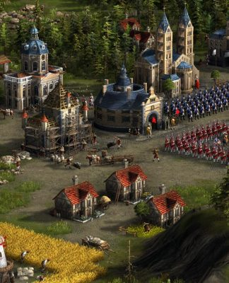казаки 3 город