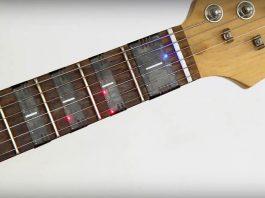 Самоучитель игры на гитаре FretX