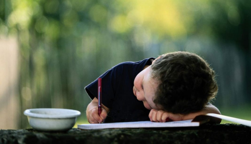 Дети, ставшие писателями