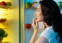 Кушать на ночь вредно