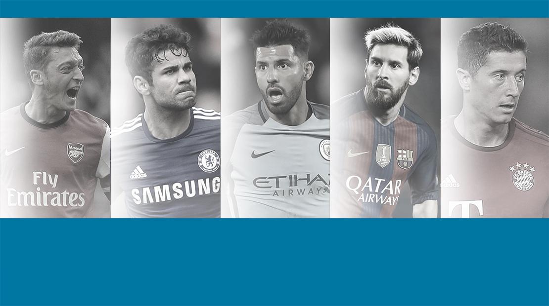 Самые дорогие спонсорские контракты в футболе