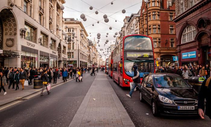 улица Лондона