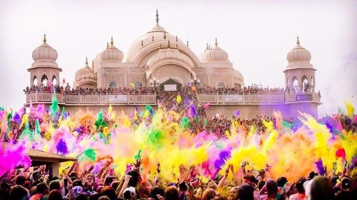 индия праздник