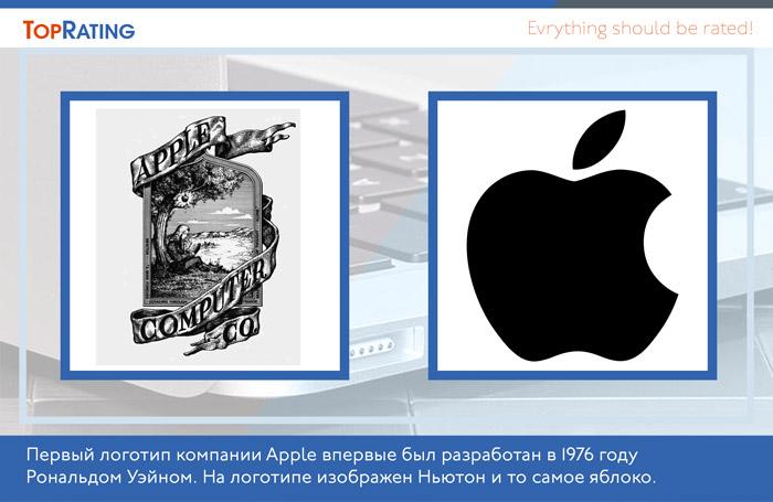 логотип Эппл