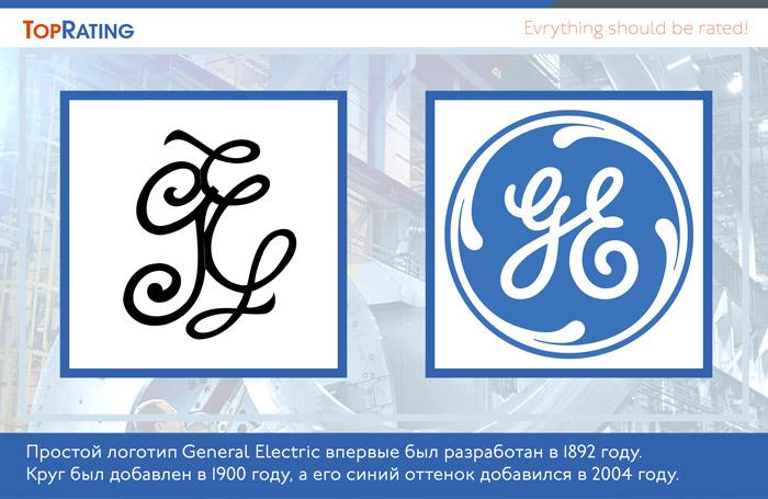 логотип дженерал электрик