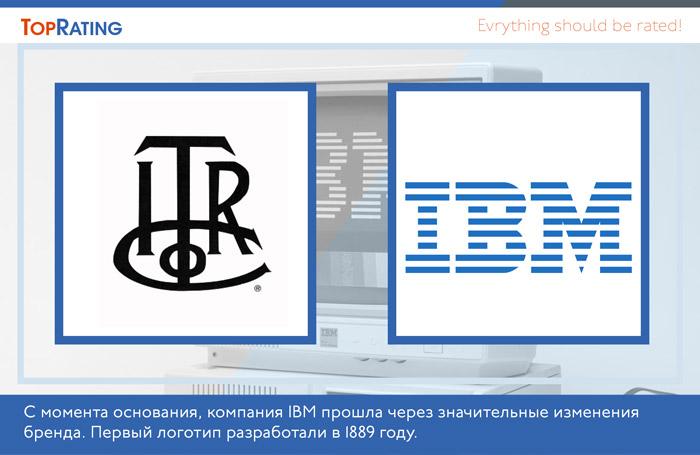 логотип ибм