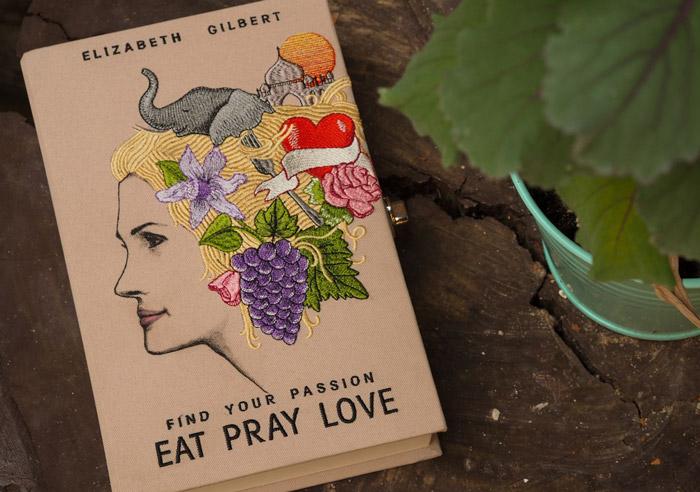 """Роман Элизабет Гилберт """"Есть, молиться, любить"""""""