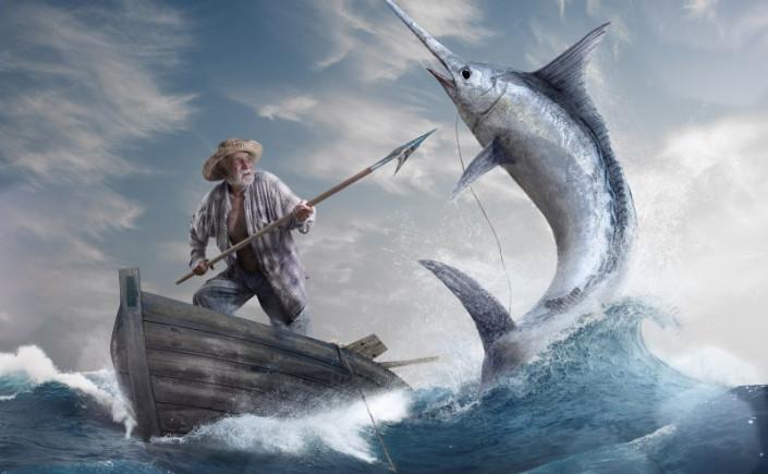 """Повесть """"Старик и море"""""""