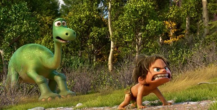 хороший динозавр