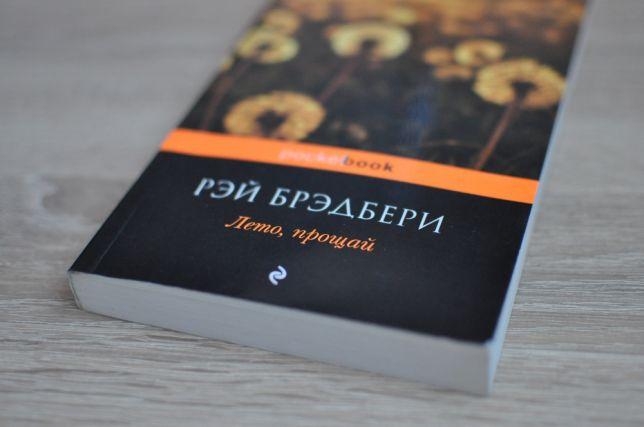 """Роман """"Лето, прощай"""""""