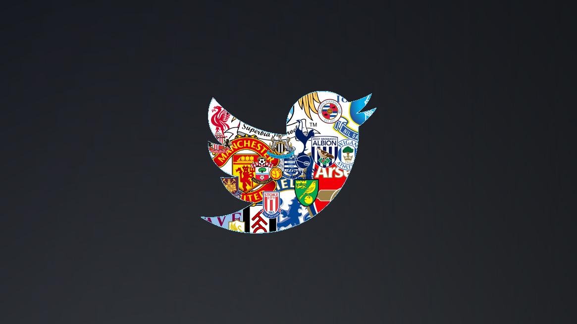 Социальные сети и футбол